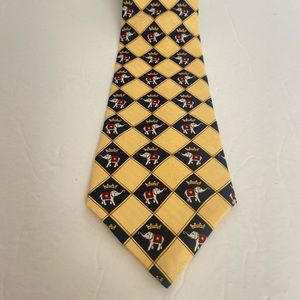 Tommy Hilfiger Elephant Crown Tie